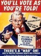 Voter Fraud Poster